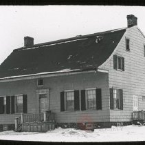 Image of Cornell House, Beverly Road - Ralph Irving Lloyd lantern slides