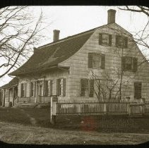 Image of C. Ditmas House - Ralph Irving Lloyd lantern slides