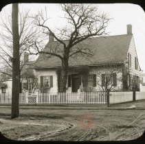 Image of Schoonmaker house, Village Road and Neck Road - Ralph Irving Lloyd lantern slides