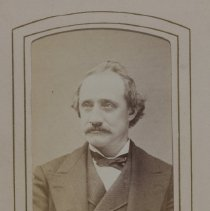 Image of [Portrait of man] - Burton family papers and photographs