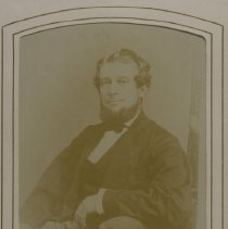 Image of [Portrait of a man] - Burton family papers and photographs