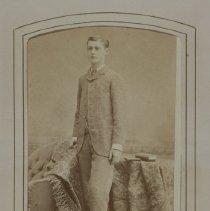 Image of [Portrait of boy] - Burton family papers and photographs