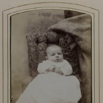 Image of [Portrait of an infant] - Burton family papers and photographs