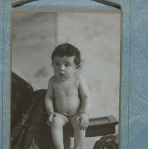 Image of Baby portrait of Dorothy Burton - Burton family papers and photographs