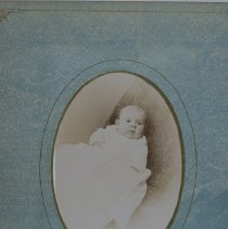 Image of [Portrait of baby] - Burton family papers and photographs