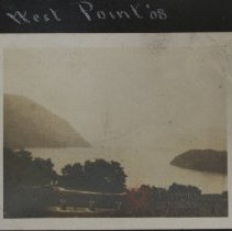 Image of West Point 08' - Burton family papers and photographs