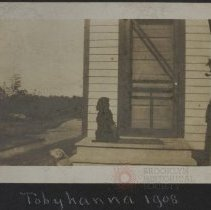 Image of Tobyhanna 1908 - Burton family papers and photographs