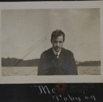 "Image of ""Me"" - Burton family papers and photographs"