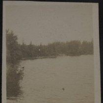 Image of Echo lake, Tobyhanna 09' - Burton family papers and photographs