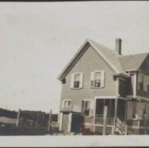 Image of [House exterior] - Burton family papers and photographs
