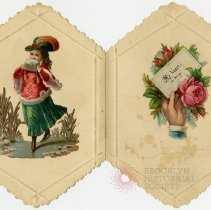 Image of [Valentine] - Burton family papers and photographs