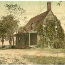 Image of [Schenck-Crooke house] - Burton family papers and photographs