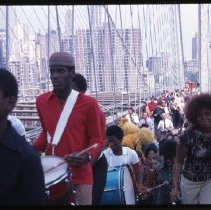 Image of Brooklyn Bridge Celebrations - Brooklyn slide collection