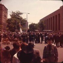 Image of Memorial Day [parade] - Otto Dreschmeyer Brooklyn slides