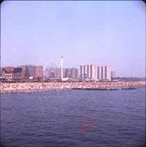 Image of Coney Island - Otto Dreschmeyer Brooklyn slides
