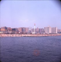 Image of Coney Island - Otto Dreschmeyer Brooklyn slides