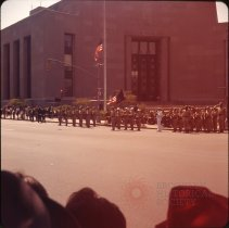 Image of Memorial Day [parade] - Otto Dreschmeyer Brooklyn slides