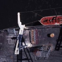Image of [Lifeboat] - Frank J. Trezza Seatrain Shipbuilding collection