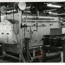 Image of [Kiln used in the Eberhard Pencil Company] - Eberhard Faber Pencil Company collection