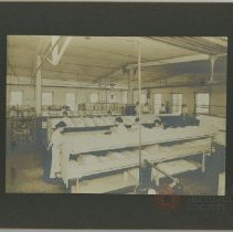Image of [Female laundry workers at Pilgrim Laundry ] - Pilgrim Laundry photographs