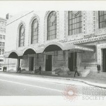 Image of Brooklyn Academy of Music - Jerome Frank photographs
