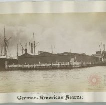 Image of [German American Stores.] - George J. Bischof papers and photographs