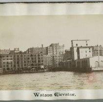 Image of [Watson Elevator.] - George J. Bischof papers and photographs