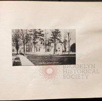 Image of Van Pelt Manor - Eugene L. Armbruster photographs and scrapbooks