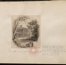 Image of Governor Clinton's House - Eugene L. Armbruster photographs and scrapbooks