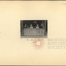Image of Frankfurter Stand  - Eugene L. Armbruster photographs and scrapbooks