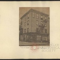 Image of [William Purcell's Hotel] - Eugene L. Armbruster photographs and scrapbooks