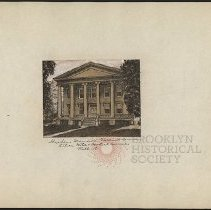 Image of [Stephens Mansion] - Eugene L. Armbruster photographs and scrapbooks