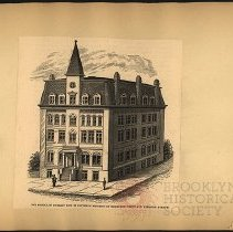 Image of Brooklyn Nursery  - Eugene L. Armbruster photographs and scrapbooks