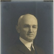Image of [Portrait of Edward Goodwin] - Packer Collegiate Institute records