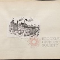 Image of [Joseph Fallert Brewing Company] - Eugene L. Armbruster photographs and scrapbooks