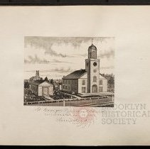 Image of [St. George's Church (page 3 of 7)] - Eugene L. Armbruster photographs and scrapbooks