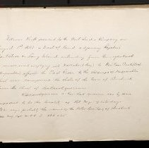 Image of [William Kieft secures land for West India Company, 1638] - Eugene L. Armbruster photographs and scrapbooks