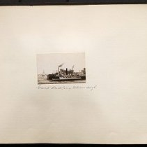 Image of Grand Street ferry Williamsburgh - Eugene L. Armbruster photographs and scrapbooks