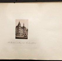 Image of St. Catherine Hospital, Bushwick Avenue - Eugene L. Armbruster photographs and scrapbooks