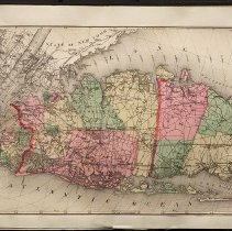 Image of [Map of western Long Island] - Eugene L. Armbruster photographs and scrapbooks