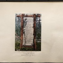 Image of Lloyd Family tablet - Eugene L. Armbruster photographs and scrapbooks