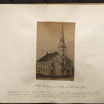 Image of First Presbyterian Church (page 2 of 3) - Eugene L. Armbruster photographs and scrapbooks