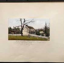 Image of Chichester homestead - Eugene L. Armbruster photographs and scrapbooks