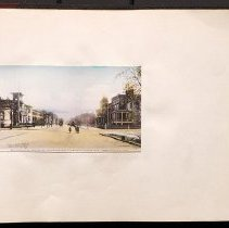Image of Bushwick Avenue looking south from Gates Avenue, Brooklyn, N.Y. - Eugene L. Armbruster photographs and scrapbooks