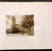Image of The Bushwick Avenue Congregational Church - Eugene L. Armbruster photographs and scrapbooks