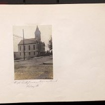 Image of Fifth Presbyterian (German) Church - Eugene L. Armbruster photographs and scrapbooks