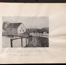Image of [Freek's Mill, Yellow Mill, Battle of Long Island retreat] - Eugene L. Armbruster photographs and scrapbooks