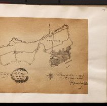 Image of Map of the town of Flatbush - Eugene L. Armbruster photographs and scrapbooks
