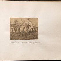 Image of Flatlands Church burying ground - Eugene L. Armbruster photographs and scrapbooks