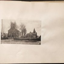 Image of New Utrecht Reformed Church - Eugene L. Armbruster photographs and scrapbooks